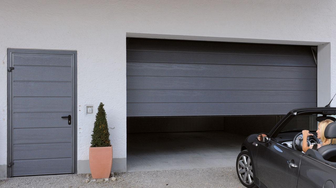 garagentore fenster busch. Black Bedroom Furniture Sets. Home Design Ideas